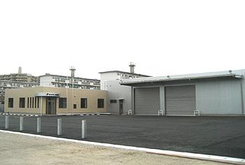 熊本管工建設(株)新社屋