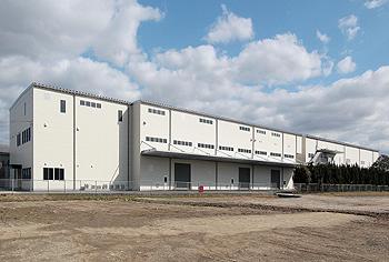 (株)JSP 九州工場1号倉庫