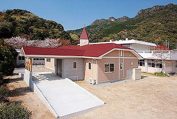 小規模多機能型居宅介護石蕗の郷 新築 及び、有料老人ホームヴィラパークしらたけ 改修