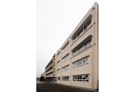 熊本市立中学校校舎 耐震補強(第2期)