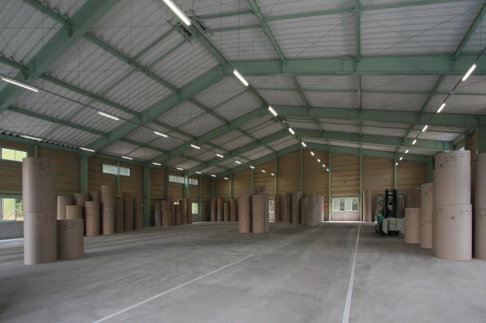 児島段ボール(株)熊本工場