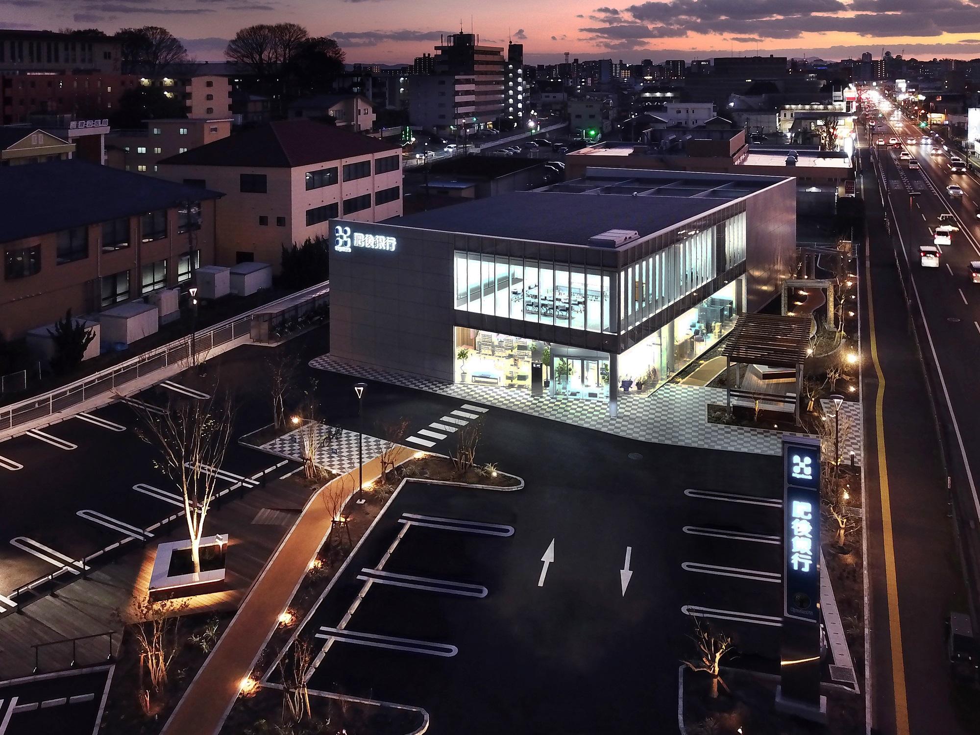 肥後銀行 北熊本支店